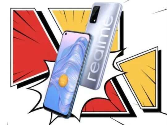 Realme V5 5G स्मार्टफोन 3 अगस्त को होगा लॉन्च