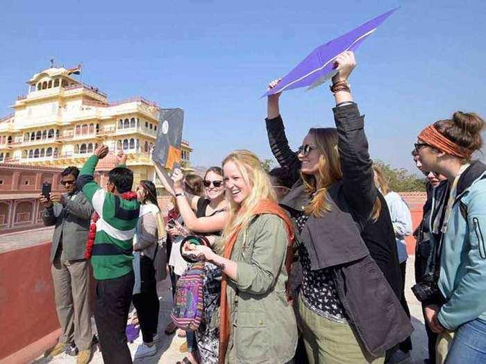 पर्यटन उद्योग का नुकसान 15 लाख करोड़ पर पहुंचा (File Photo)