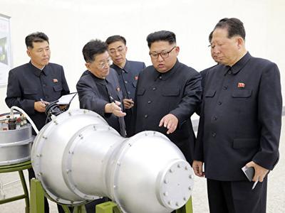 परमाणु हथियारों को लेकर किम जोंग उन का बड़ा बयान