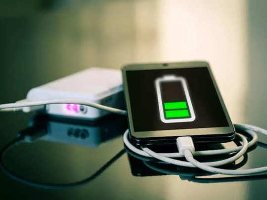 अब 15 मिनट में फुल चार्ज होगा स्मार्टफोन, आ गई नई टेक्नॉलजी