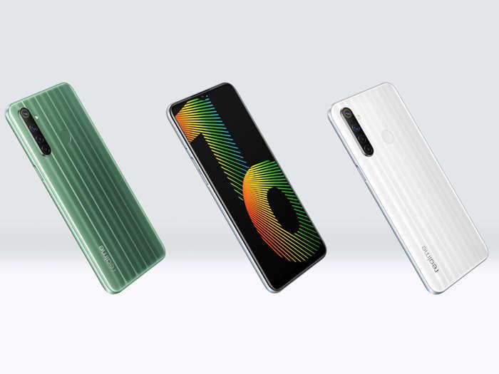 Realme Narzo 10 स्मार्टफोन खरीदने पर शानदार कैशबैक, दोपहर 12 बजे सेल