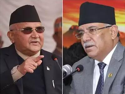 नेपाल की संसद को भंग कर सकते हैं नेपाली पीएम