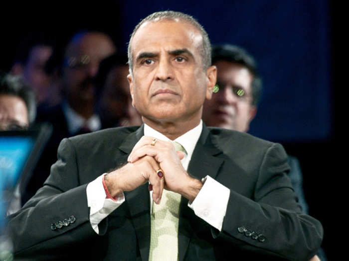 Sunil-Mittal