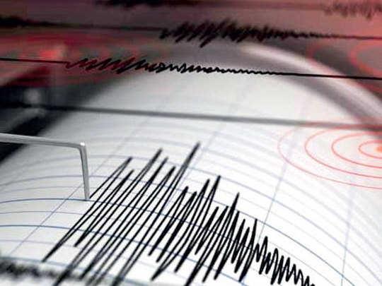 मिजोरम में भूकंप के झटके