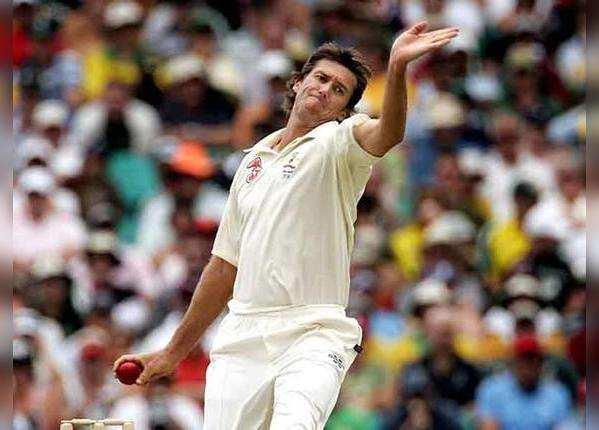 ग्लेन मैक्ग्रा (ऑस्ट्रेलिया)- 110 टेस्ट