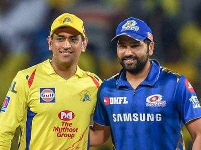 महेंद्र सिंह धोनी और रोहित शर्मा (फाइल फोटो)