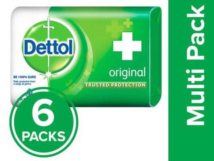 dettol become india largest selling soap brands first time