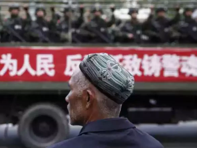 चीन के उइगर मुस्लिम इलाके में फैल रहा कोरोना वायरस