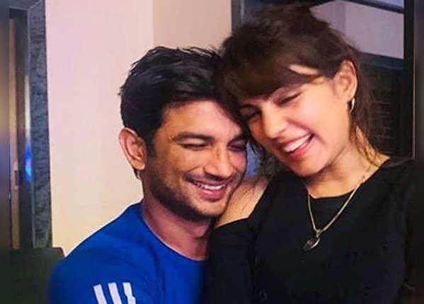 Riya and Sushant met in 2013