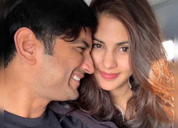This is how Sushant and Riya first met, this is the whole story