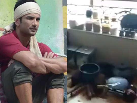sushant singh rajput converted his bedroom as mansoors house during kedarnath