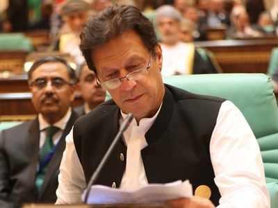 पाकिस्तानी पीएम इमरान खान