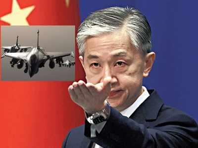 चीन का राफेल पर बयान