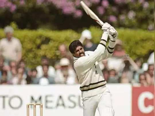 Kapil Dev Test Cricket