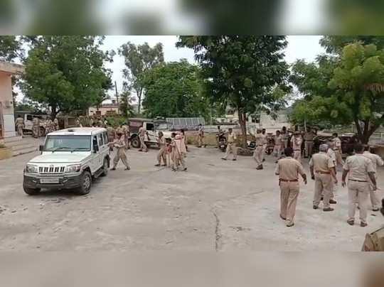 2 दिन से बंधकों को ग्रामीणों से नहीं छुड़ा पा रही लाचार राजस्थान पुलिस!