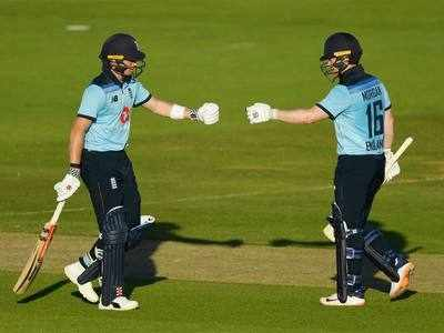 इंग्लैंड ने जीता पहला वनडे