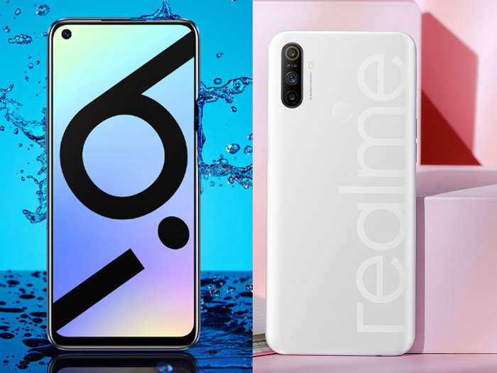 Realme 6i और Realme Narzo 10A की सेल आज, जानें कीमत और ऑफर