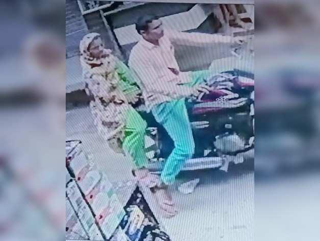 Bharatpur news update: बदमाश ने रेप के इरादे से बच्ची को किया अगवा, CCTV में कैद हुआ आरोपी