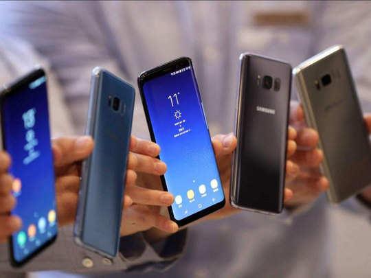 जून में भारत आए 2,225 करोड़ रुपये के स्मार्टफोन, तीन साल में सबसे ज्यादा