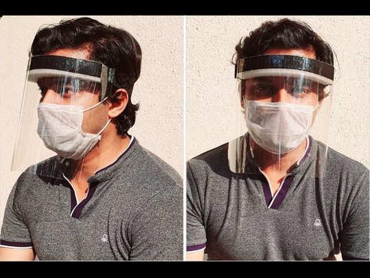 Mahindra Facemask (representational image)