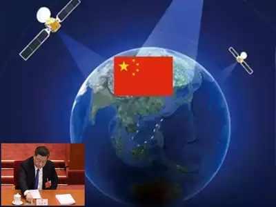चीन का नेविगेशन सिस्टम लॉन्च