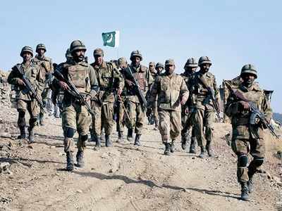 पाकिस्तानी सेना