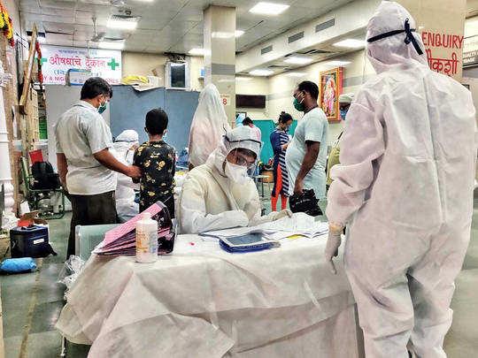 Coronavirus: रुग्णालय प्रवेशासाठी दलालांची साखळी?