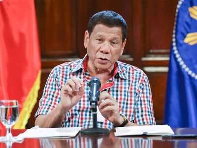 फिलीपींस के राष्ट्रपति दुतेर्ते