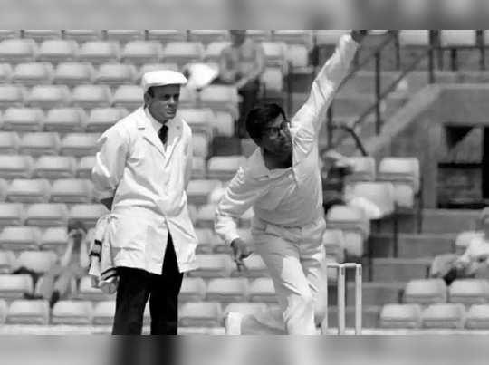 Dilip Doshi India Test