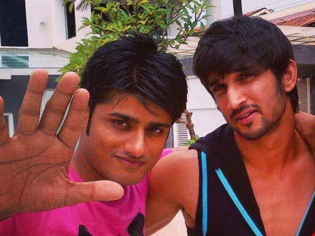 Sandeep has shared many of his pictures with Sushant.