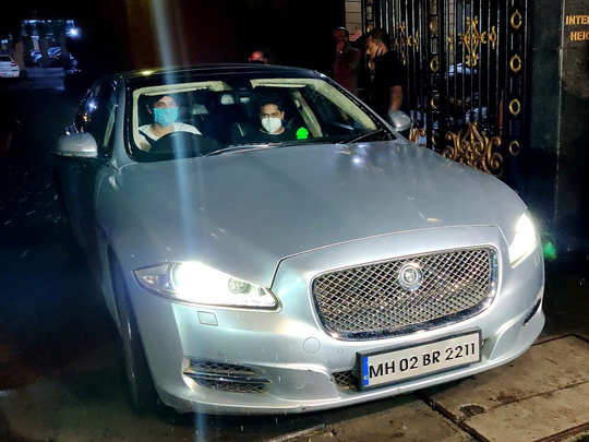 the bihar police team went to interrogate anita lokhande home and they got to return in her luxury jaguar car
