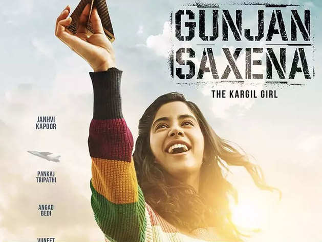 Janhvi Kapoor Shares Refreshing Stills from 'Gunjan Saxena: The Kargil Girl'