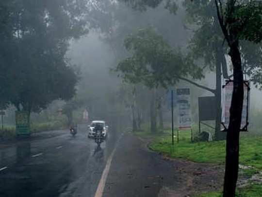 मराठवाड्यात कोकणापेक्षा अधिक पाऊस