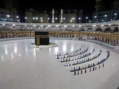 दुनियाभर में मनाया गया ईद-उल-अजहा का त्यौहार