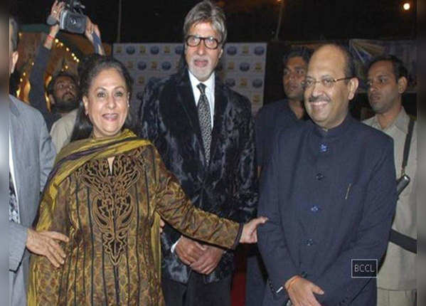 Amitabh Bachchan's support in bad times