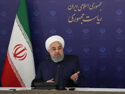 ईरानी राष्ट्रपति हसन रुहानी