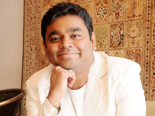 आंतरराष्ट्रीय ख्यातीचे संगीतकार, गायक ए. आर. रेहमान