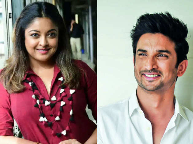 Tanushree Dutta spoke on Sushant's case