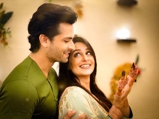 dipika kakara and shoaib ibrahim did not have a grand eid celebration they shares pictures