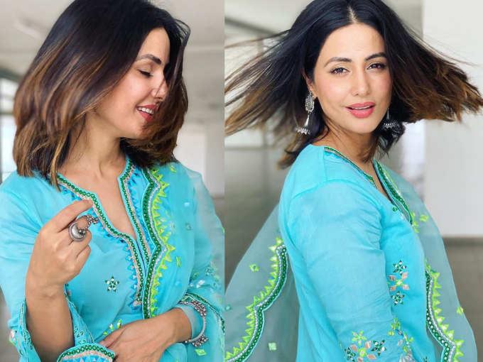 हिना खान की इन तस्वीरों में क्या खूब दिख रहा है उनका स्वैग
