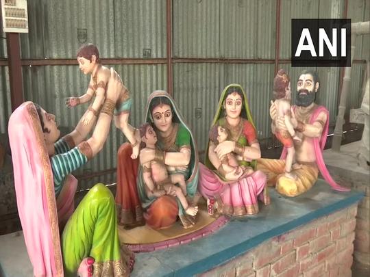 दिखेगा भगवान राम का जीवन दृश्य