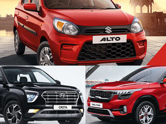 maruti suzuki alto number one in top 10 selling cars of july 2020 in india