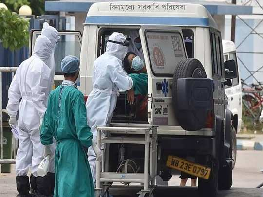 within last 24 hours 2739 people effected by coronavirus in west bengal , dead 49