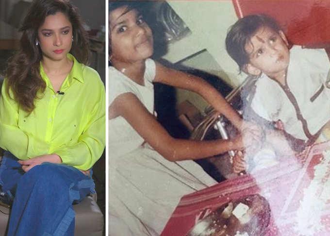 सुशांत की बहन के पोस्ट पर अंकिता ने किया रिऐक्शन