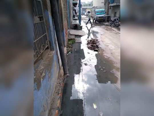 Shikayat karne par bhi Safai Karmi Nahin Aate