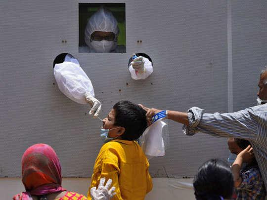 भारत में कोरोना