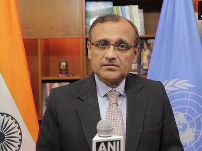 संयुक्त राष्ट्र में भारतीय राजदूत ने पाकिस्तान पर बोला जोरदार हमला