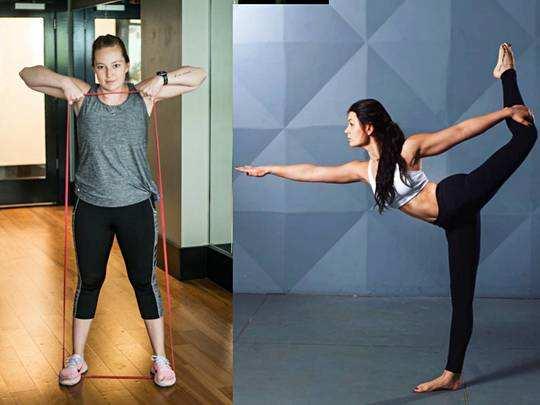 Yoga Pant : लड़कियों के लिए इकदम स्टाइलिश हैं ये Yoga Pants, इस क्वालिटी से किया गया है तैयार