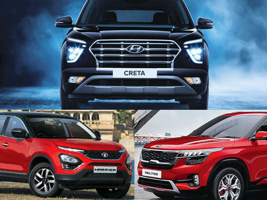hyundai creta number one in top 5 selling mid suv of july 2020 in india