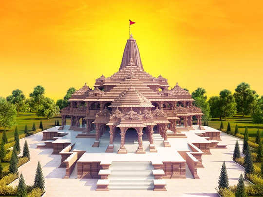 all about ram temple in ayodhya demand to ram mandir bhoomi poojan watch story by pictures